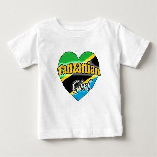 Tanzanian Girl Baby T-Shirt