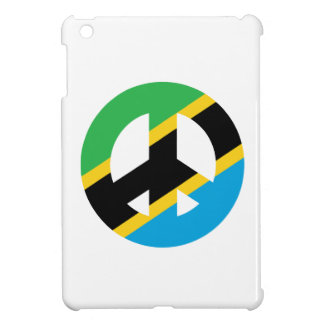 Tanzanian Peace Symbol iPad Mini Cover