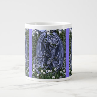 Tanzanite Dragon Jumbo Mug