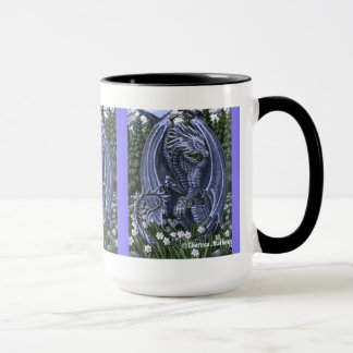 Tanzanite Dragon Wraparound Mug