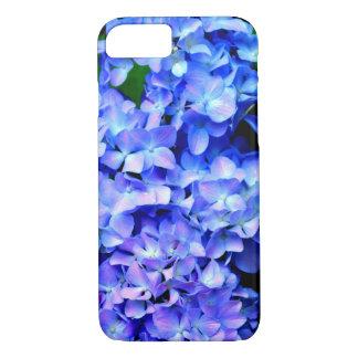 Tanzanite  Hydrangeas iPhone 8/7 Case