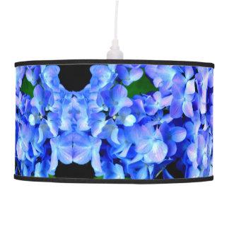 Tanzanite  Hydrangeas Pendant Lamp