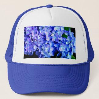 Tanzanite  Hydrangeas Trucker Hat