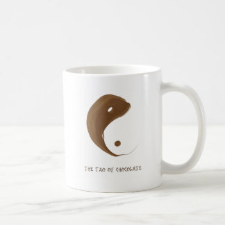 tao of chocolate mug