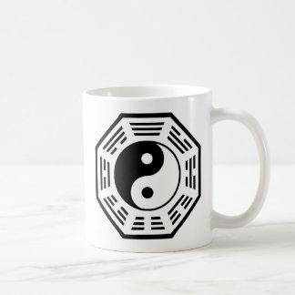 TAO - YIN AND YANG -TAOISM/LAO TZU/ EASTERN MYSTIC COFFEE MUG