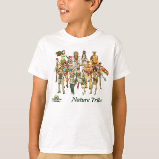 TAOFEWA - Nature Tribe T-Shirt