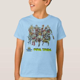 TAOFEWA - The Fire Tribe T-Shirt