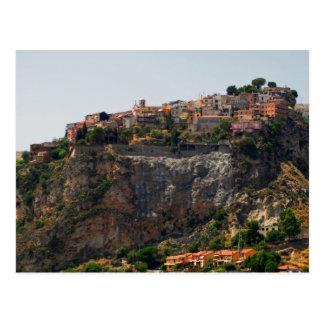 Taormina 9 postcard