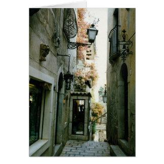 Taormina Card