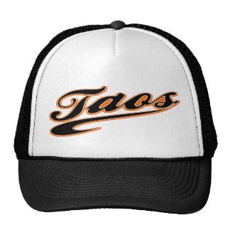 Taos Baseball Logo Hat