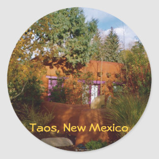 Taos Casita #2 sticker