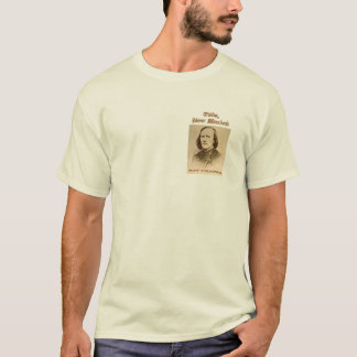 Taos Historic Home of Kit Carson T-Shirt