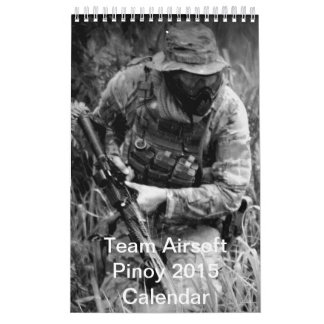TAP 2015 Calendar
