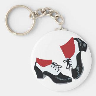 Tap Dance Keychain