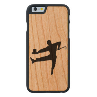 Tap Dancer Carved Cherry iPhone 6 Case