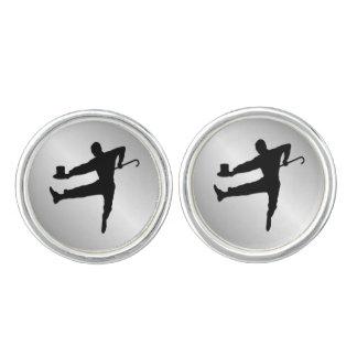 Tap Dancer Cufflinks