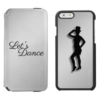 Tap Dancer Let's Dance Incipio Watson™ iPhone 6 Wallet Case