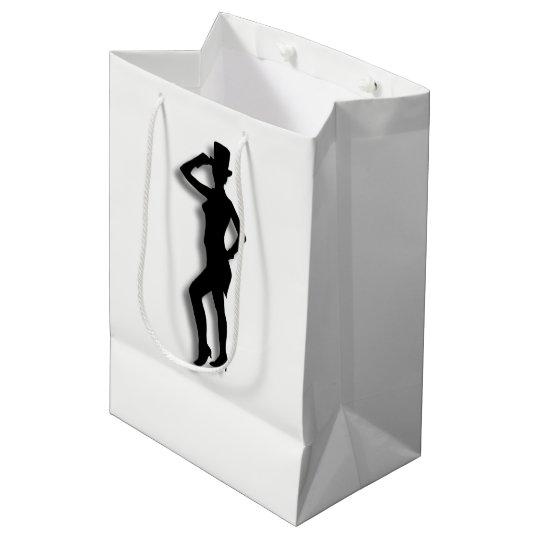 Tap Dancer Medium Gift Bag