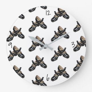 "***TAP DANCER'S"" CLOCK"