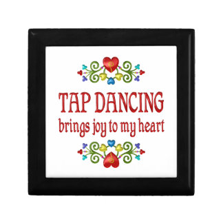 Tap Dancing Joy Gift Box