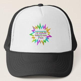 Tap Dancing More Fun Trucker Hat