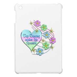 Tap Dancing Sparkles iPad Mini Covers