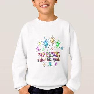 Tap Dancing Sparkles Sweatshirt