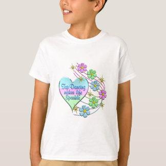 Tap Dancing Sparkles T-Shirt