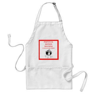 tap dancing standard apron