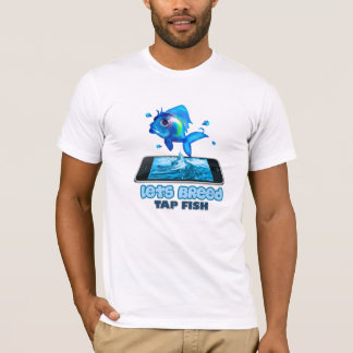 Tap Fish breed shirt