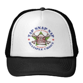 Tap Nap 516 Trucker Hat