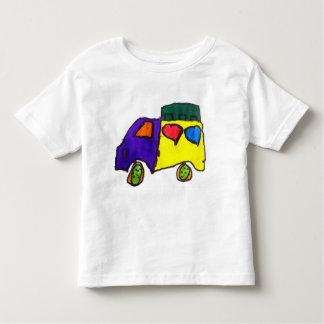 Tap Tap Truck Shirt Toddler