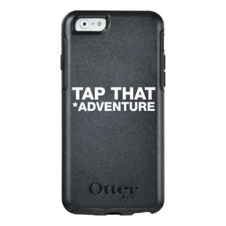 TAP THAT ADVENTURE - WHITE TEXT CASE