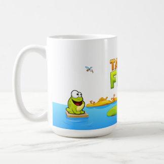 Tap the Frog - pond mug