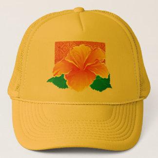 Tapa Hibiscus Hat