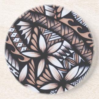 Tapa Poly Design Coaster
