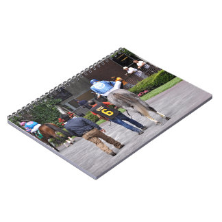 Tapceptional - Iron Horse Racing Notebook