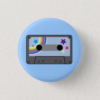 tape 1 inch round button