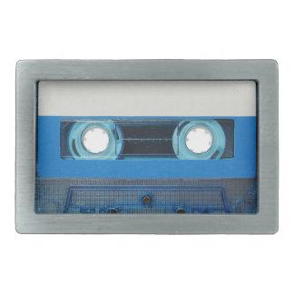 Tape cassette transparent background belt buckle