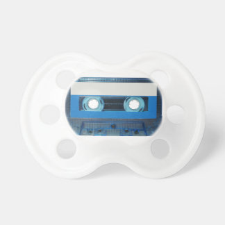 Tape cassette transparent background pacifier