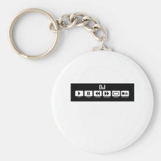 Tape Deck - DJ Key Chain