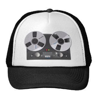 Tape Deck Recorder Trucker Hat