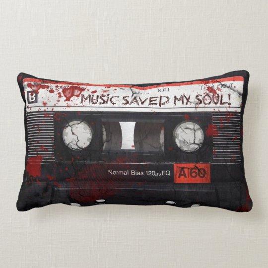 tape design lumbar pillow