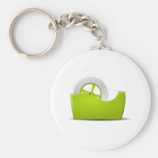 Tape Dispenser Keychain