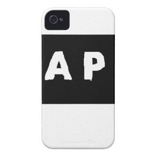 Tape logo iPhone 4 case