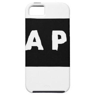 Tape logo iPhone 5 case