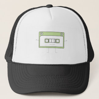 Tape Man Trucker Hat