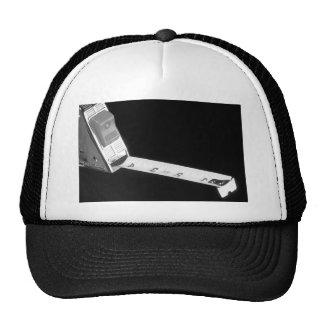 Tape measure trucker hat