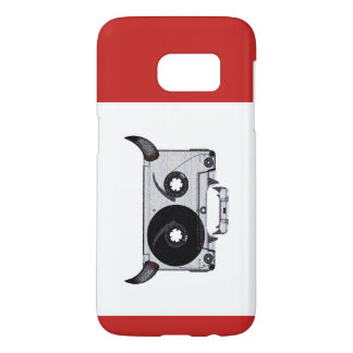 Tape Monster Phone Case