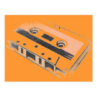 Tape Postcard